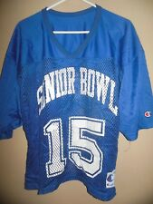 GAME USED FOOTBALL JERSEY LOT OF 8
