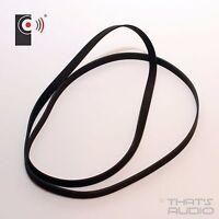 Fits TECHNICS - Replacement Turntable Belt for SL-BD1 SL-BD2 & SL-BD202