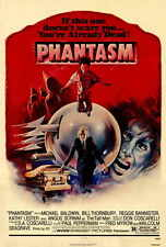 "PHANTASM Movie Poster [Licensed-New-USA] 27x40"" Theater Size 1979"