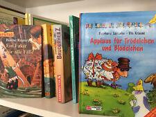 Kinderbücher - Konvolut - Kiste mit 40-50 Stück, bunt gemischt - gebraucht