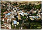 CP 88 Vosges - Contrexéville - Vue panoramique aérienne colorisée