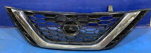 2015  - 2019 Nissan Sentra Front Upper Grille Chrome 62310-3YU0A OEM