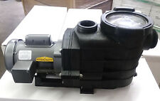 Genesis Pond Pump 4000 GPH 1/3HP 115/230V 1725 RPM TEFC Baldor Motor New