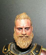 HEAD ONLY Mythic Legion Four Horsemen Custom Painted Viking HEAD ONLY