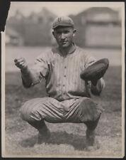 1920 Orig Press Photo - Zack Taylor, Dodgers