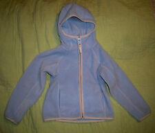 Columbia Fleece*Unisex*Fleece Jacket with hood*SIZE 4/5 Youth