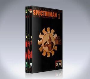 BOÎTE SPECTREMAN EN DVD