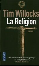 Livre de poche roman la religion  Tim Willocks book