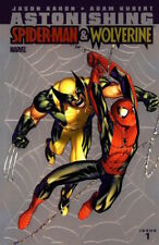 ASTONISHING SPIDER-MAN & WOLVERINE #1 FOIL + BONUS!!