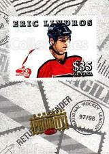 1997-98 Donruss Priority Stamps #8 Eric Lindros