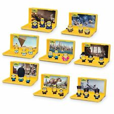 8 x MICRO MINION PLAYSETS (1 of each style*)