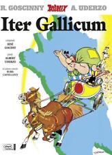 Asterix Lateinische Ausgabe 05. Iter Gallicum von Albert Uderzo und René Goscinny (1988, Gebundene Ausgabe)