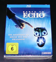 Earth To Echo Ein Aventure Afin Grand Comme Le Univers blu ray Neuf & Ovp