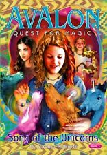 Song of the Unicorns (Avalon Quest for Magic #1)