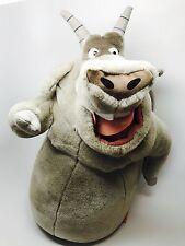 """Big! Hugo 19"""" Disney Hunchback of Notre Dame Gargoyle Plush Animal Gray Soft"""