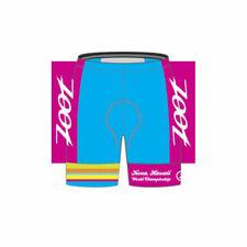Zoot Women's 2014 Kona Cycle 7 Inch Short Sunrise M