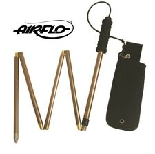 Airflo Streamtec Wading Staff Fly Fishing Collapsible Walking Stick #F-FT-0260