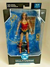 McFarlane New Wonder Woman 1984 Movie Dc Multiverse 7 inch Figure Gal Gadot