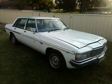 WB statesman Deville 1983 collector car project Holden 308 complete Hq Hj Hx Hz