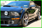 2006 Ford Mustang GT Deluxe Stage III Roush 2006 Ford Mustang GT V8 1,445 Mi 5-Spd Manual All Original Jack Roush Signed