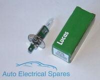 lucas LLB448 H1 P14.5s 12v 55W headlight bulb x 1