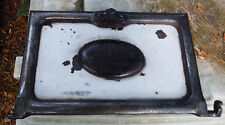 Antique Vtg Orbon Stove Co.  Wood Cook Stove Door Range