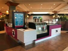 Ready to Sell 2019 Smoothie / Ice Cream Custom-Built Food Kiosk for Sale in Wisc