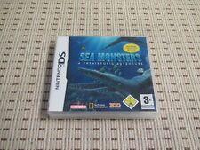 Sea Monsters A Prehistoric Adventure per Nintendo DS, DS Lite, DSi XL, 3ds