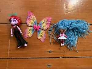 Mini Monster High Doll and Her Friend