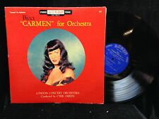 Bizet-Carmen For Orchestra-Acorn 610-CYRIL GREEN BETTIE PAGE