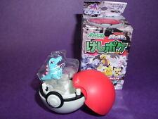 ot Pokemon Keshipoke Vol.7 DP Figure Totodile (Sitting Pose)