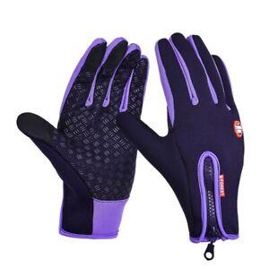 Touchscreen Thermal Waterproof Windproof Warm Winter Gloves Anti-slip Gloves