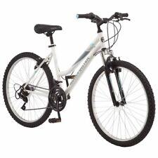 "Roadmaster 26"" Women's Mountain Bike, White, Brand New - FREE and FAST SHIPPING"