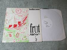 Las esquinas Brillante máquina de frutas EP SS20 graba EP de 12 pulgadas SS 25 T!