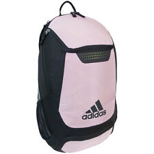 adidas 2016 ClimaProof Soccer Backpack School Gym Travel Bag Original Light Pink