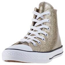 Abbigliamento e accessori Converse in oro per bambini dai 2 ai 16 anni