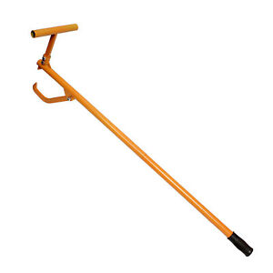 "Felled Steel Timberjack – 48"" Inch Timber Jack Tool, Cant Hook Log Roller Tool"