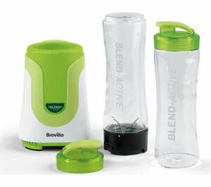 BREVILLE VBL062 Blend-Active Blender Food Processor Chopper - Green - Currys