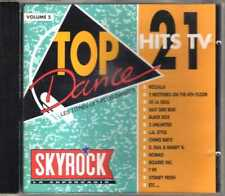 Compilation - Top Dance Volume 5 - CD - 1992 - Eurodance Diamond Records France
