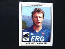 Figurina Calciatori Panini 1989/90 n°290 Mannini Sampdoria recuperata