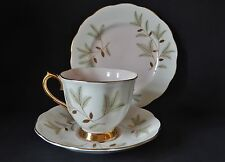 ROYAL ALBERT BRAEMAR TEA TRIO