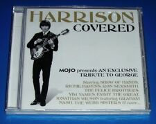HARRISON COVERED, CD Tribute to George HARRISON from MOJO magazine, THE BEATLES