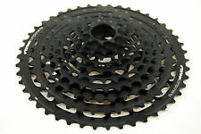 e*thirteen TRS Race 11 Speed 9-46t Cassette for XD Driver Freehubs, Black