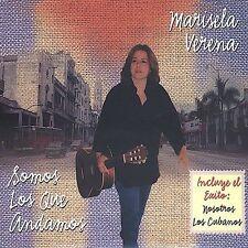 Verena, Marisela : Somos Los Que Andamos CD