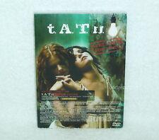 TATU t.A.T.u. SCREAMING FOR MORE Taiwan Ltd DVD w/BOX