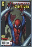 Ultimate Spider-Man #17 2002 [Brian Michael Bendis, Mark Bagley] Marvel mH
