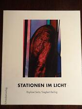 Seitz Keiling  Stationen im Licht  Glasfenster  St.Benedikt Nursia Bayreuth