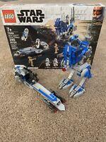 Lego Star Wars 501st Legion Clone Troopers 75280 (Walker & Speeder only)