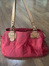 Kate Spade Red nylon Diaper Bag Or gym bag