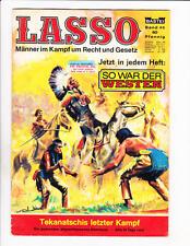 Lasso No 46 1967 German Western Fight Cover!